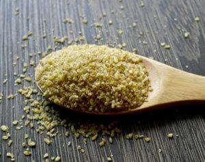 Bulgur - výživnejšia náhrada ryže