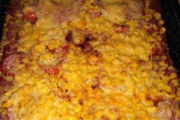 Zapekaná cuketa so syrom