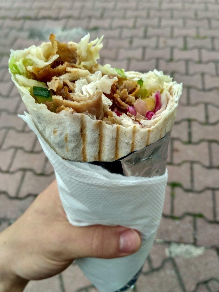 Žilinská špecialita - Durum kebab