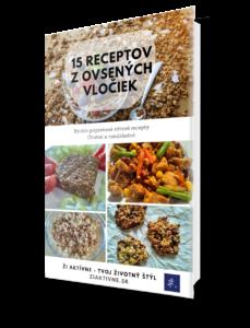 E-kniha 15 receptov z ovsených vločiek