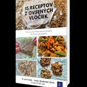 15 receptov z ovsených vločiek