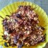 Zdravé cuketové koláčiky s jablkom