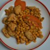 Kuracie mäso s cícerom a zeleninou