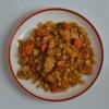 Kuracie rizoto z celozrnnej ryže