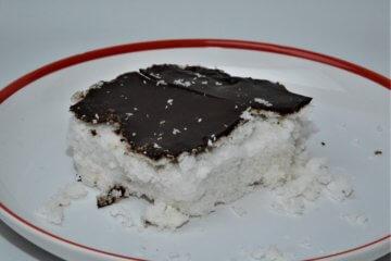 Rýchly kokosový dezert