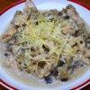 Šampiňónové rizoto s kuracím mäsom